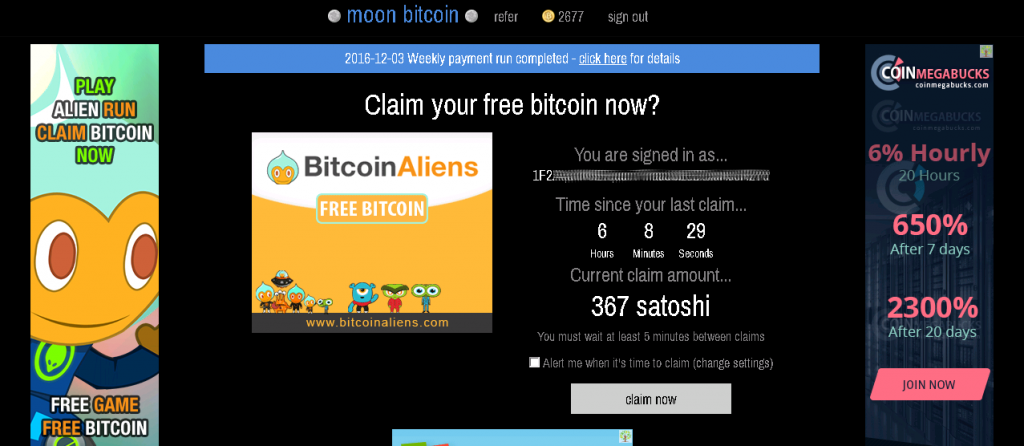 Moon Bitcoin Overview
