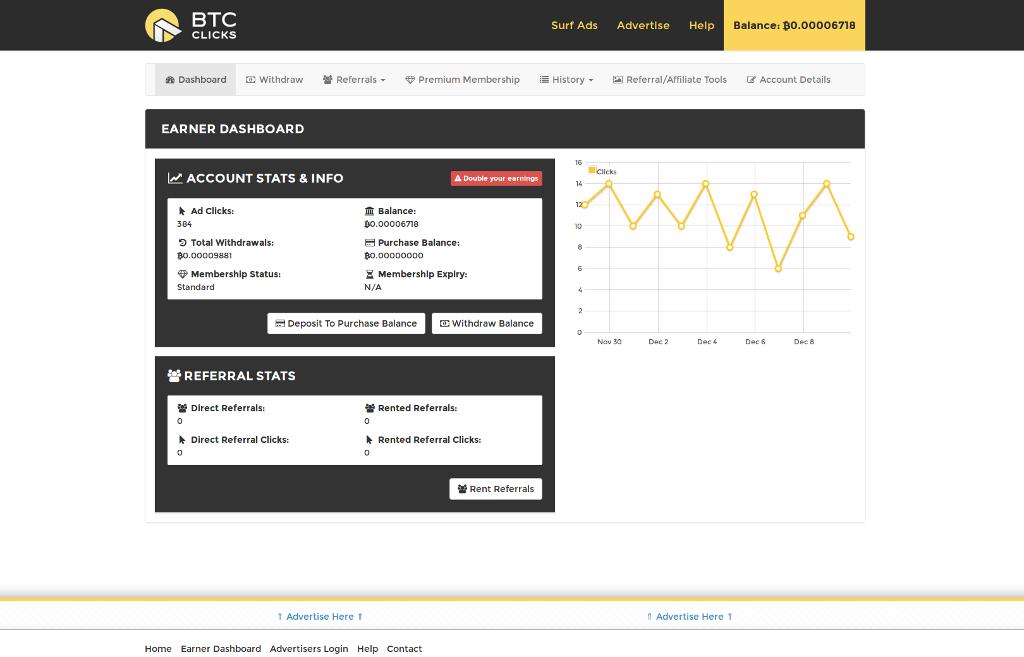 Review free bitcoin faucet: btcclicks com – digital-coins net