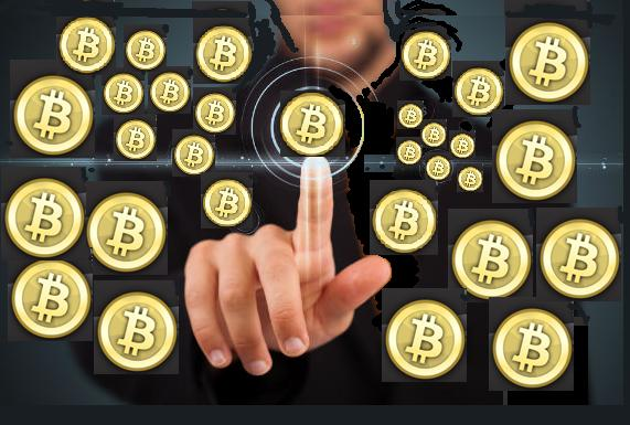 Bitcoin Fingertips
